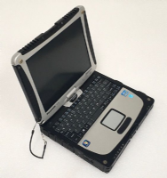 Panasonic Toughbook CF-19 Mk6 Win 10 i5 3rd Gen 2.6GHz 4GB 500GB  - Used